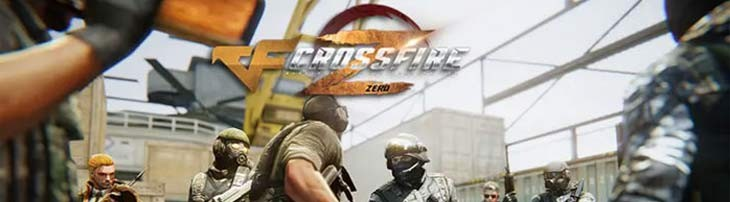 Nap the game CrossFire Zero x300%